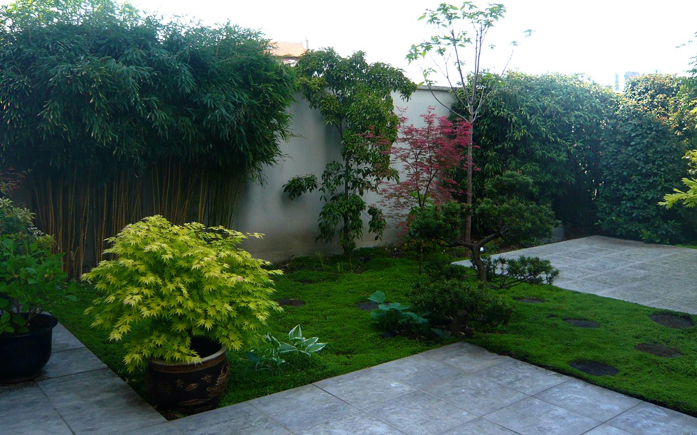 cr ation de jardin avec un architecte paysagiste paris 15 paysagiste paris 15. Black Bedroom Furniture Sets. Home Design Ideas