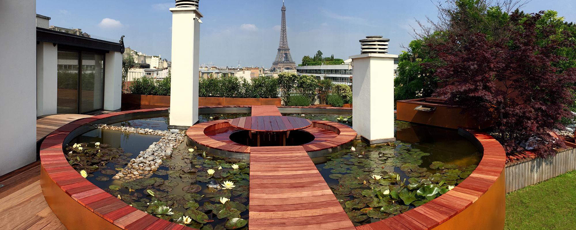 architecte paysagiste paris 15 paris 16 paris 7. Black Bedroom Furniture Sets. Home Design Ideas